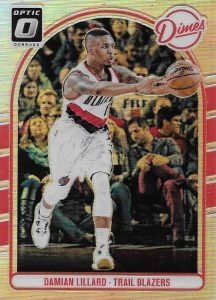 2016-17 Donruss Optic Basketball Cards 25
