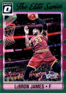 2016-17 Donruss Optic Basketball