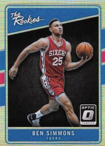 2016-17 Donruss Optic Basketball Cards 29