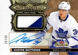 Auston Matthews Rookie Cards Checklist and Gallery 2