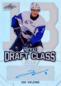 2016-17 Leaf Metal Hockey Cards 23