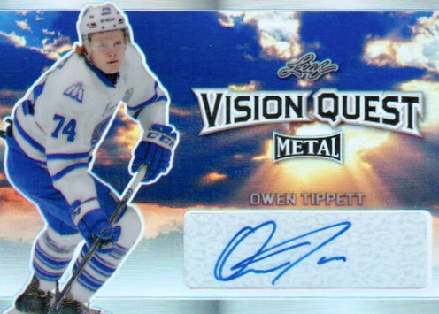 2016-17 Leaf Metal Hockey Cards 28