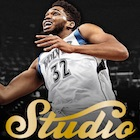 2016-17 Panini Studio Basketball Cards