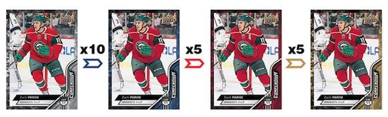 2016-17 Upper Deck Compendium Hockey Cards 21