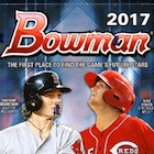 2017 Bowman Baseball Cards
