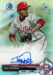 Ultimate 2017 Bowman Chrome Prospect Autographs Breakdown 182