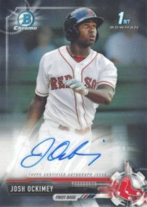Ultimate 2017 Bowman Chrome Prospect Autographs Breakdown 180