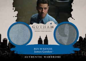 Cryptozoic Gotham Season 2