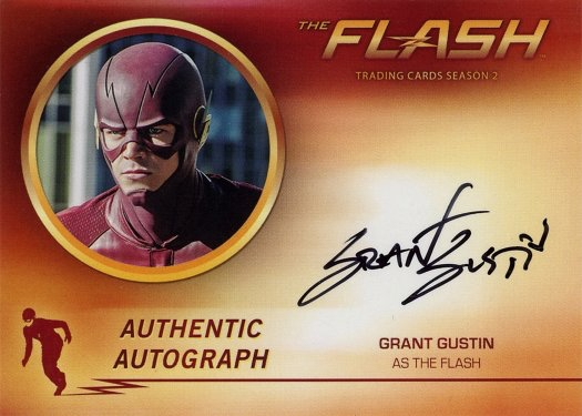 2017 Cryptozoic The Flash Season 2 Trading Cards 32