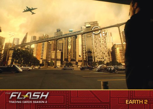 2017 Cryptozoic The Flash Season 2 Trading Cards 35