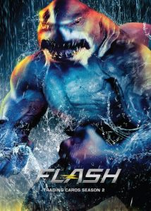 2017 Cryptozoic The Flash Season 2 Trading Cards 42