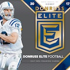 2017 Donruss Elite Football Cards
