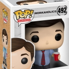2017 Funko Pop Workaholics Vinyl Figures