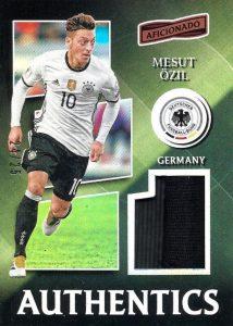 2017 Panini Aficionado Soccer Cards 24