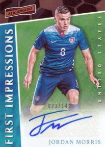 2017 Panini Aficionado Soccer Cards 27
