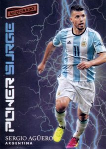 2017 Panini Aficionado Soccer Cards 33