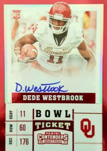2017 Panini Contenders Draft Picks Football Variations Guide 51