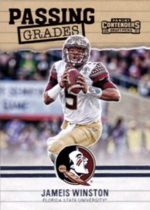 2017 Panini Contenders Draft Picks Football Cards 27