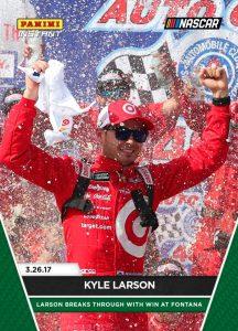 2017 Panini Instant NASCAR Racing Cards 11