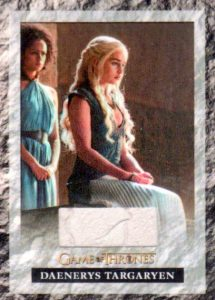 2017 Rittenhouse Game of Thrones Season 6 Trading Cards 28