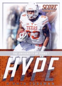 2017 Score Football Cards 30