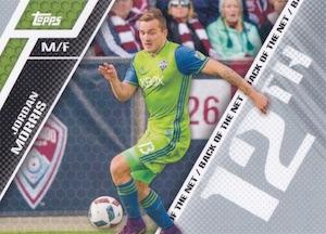 2017 Topps MLS Major League Soccer Cards 21