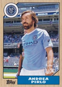 2017 Topps MLS Major League Soccer Cards 27