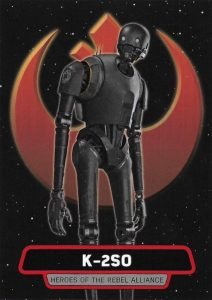 2017 Topps Star Wars Rogue One Series 2 Trading Cards 25
