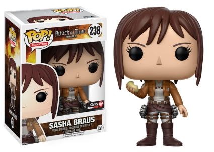 Ultimate Funko Pop Attack on Titan Figures Checklist and Gallery 15