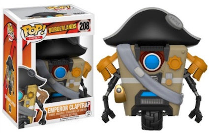 Ultimate Funko Pop Borderlands Figures Checklist and Gallery 30