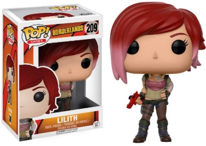 Ultimate Funko Pop Borderlands Figures Checklist and Gallery 31