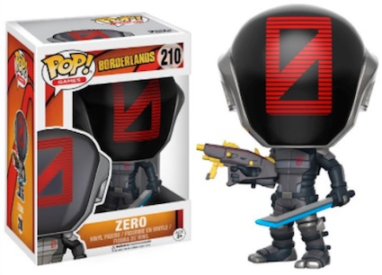 Ultimate Funko Pop Borderlands Figures Checklist and Gallery 32
