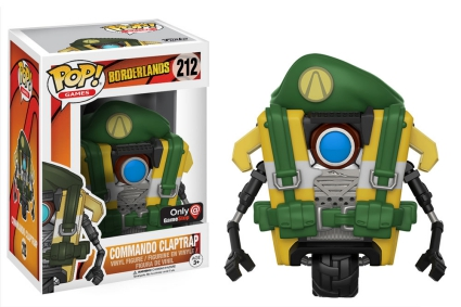Ultimate Funko Pop Borderlands Figures Checklist and Gallery 34