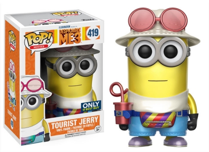 Ultimate Funko Pop Despicable Me Figures Checklist and Gallery 19