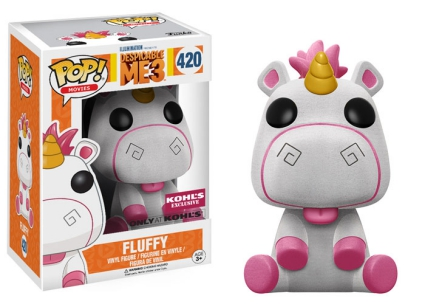 Ultimate Funko Pop Despicable Me Figures Checklist and Gallery 22