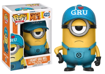 Ultimate Funko Pop Despicable Me Figures Checklist and Gallery 44