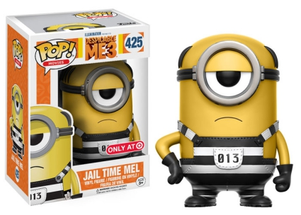 Ultimate Funko Pop Despicable Me Figures Checklist and Gallery 46