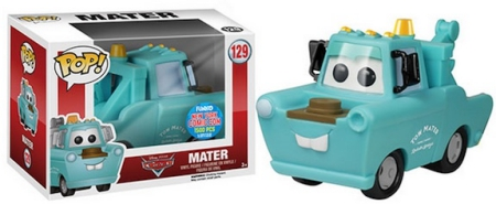 Ultimate Funko Pop Disney Cars Figures Checklist and Gallery 6
