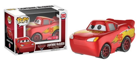 Ultimate Funko Pop Disney Cars Figures Checklist and Gallery 32