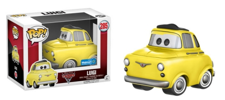Ultimate Funko Pop Disney Cars Figures Checklist and Gallery 36