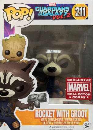 Funko Pop Guardians of the Galaxy Vol. 2 Vinyl Figures 18