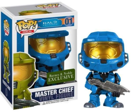 Ultimate Funko Pop Halo Figures Checklist and Gallery 4
