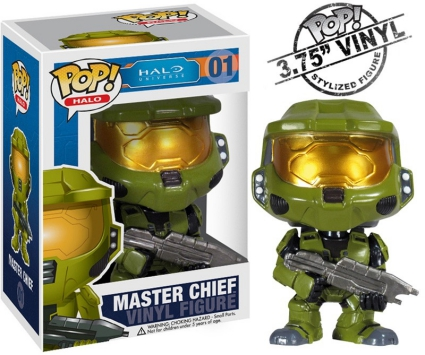 Ultimate Funko Pop Halo Figures Checklist and Gallery 3