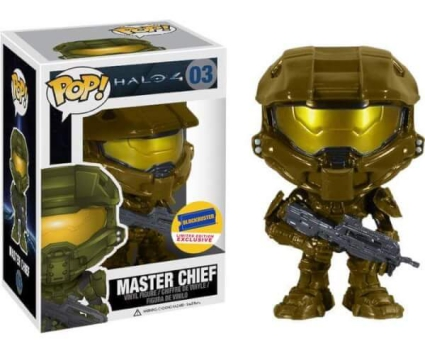 Ultimate Funko Pop Halo Figures Checklist and Gallery 7
