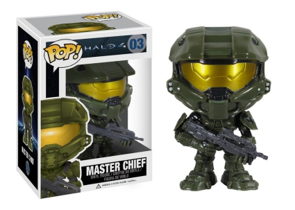 Ultimate Funko Pop Halo Figures Checklist and Gallery 6