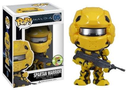 Ultimate Funko Pop Halo Figures Checklist and Gallery 11