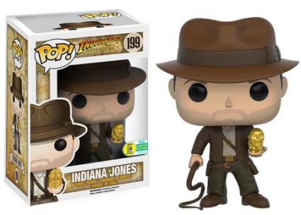 Funko Pop Indiana Jones Figures Checklist and Gallery 1
