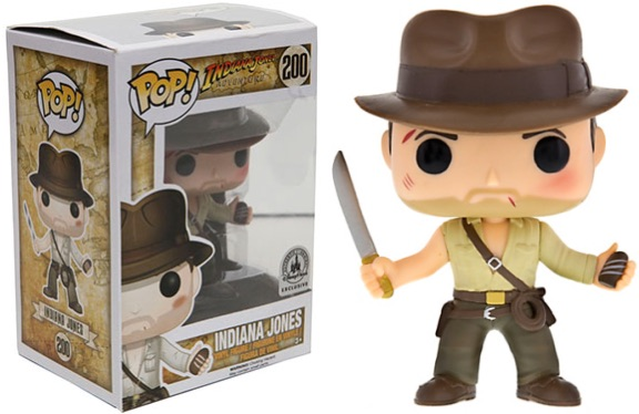 Funko Pop Indiana Jones Figures Checklist and Gallery 21