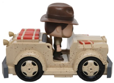 Funko Pop Indiana Jones Figures Checklist and Gallery 23