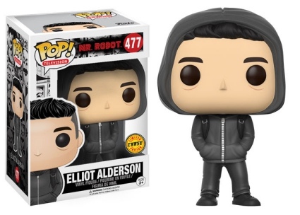 2017 Funko Pop Mr. Robot Vinyl Figures 22